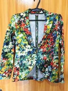 Floral Coat 🌸🏵🌹