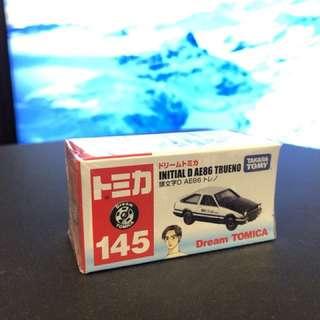 Takara Tomy Initial D AE86 Trueno