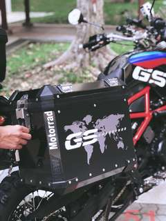 BMW F800 GS ADVENTURE (REPOST)