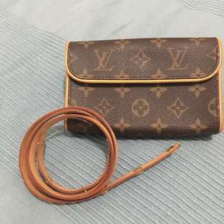 Preloved LV Florentine waist bag