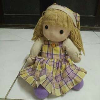 Boneka pretty girl
