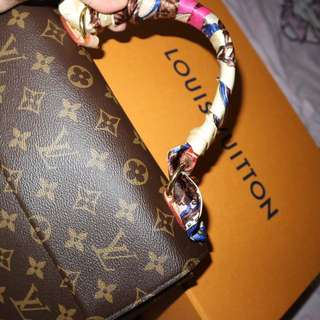 Lv Cluny BB monogram canvas