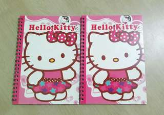 Sanrio Notebooks