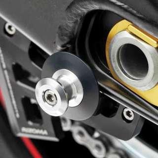 Motorbikes universal swingarm slider