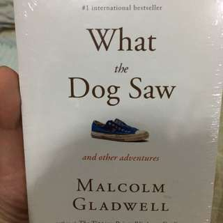 What the dog saw malcolm galdwell