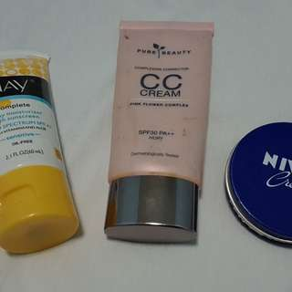 Moisturizer & CC Cream Bundle