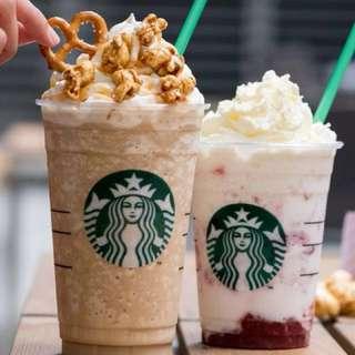 Eatigo 迎新推薦優惠 referral reward 💡Free 免費 $25 Starbucks Coupon 現金卷禮券
