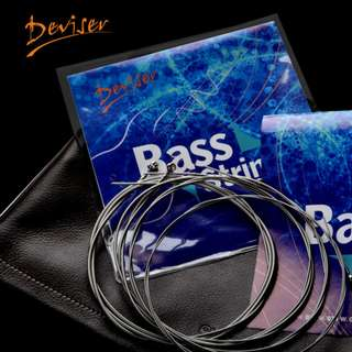Deviser Bass Strings (Buy 2 Free 1, Promo until 1st April) - FREE Delivery