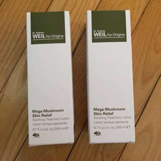 Dr. Andrew Weil for Origins soothing treatment lotion 200ml
