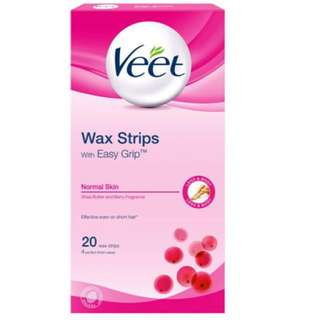 Veet Wax Strips