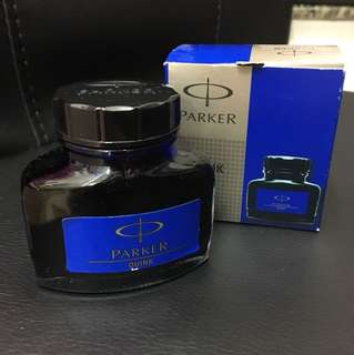 Parker Quinn Ink - Blue