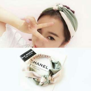 BEST SELLER - Headband Wide Edged Knot