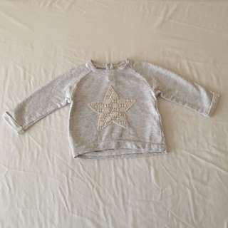 Zara Baby Girl Sweater