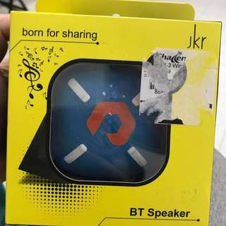 JKR bluetooth speaker