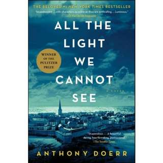 eBook - All The Light We Cannot See by Anthony Doerr