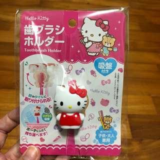 Hello Kitty Toothbrush Holder