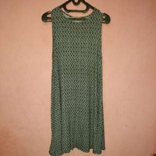 Dress bahan lembut