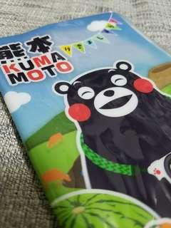 🆕🈹 kumamoto passport holder 熊本熊證件套
