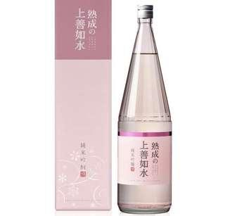 日本清酒-上善如水-1.8ml