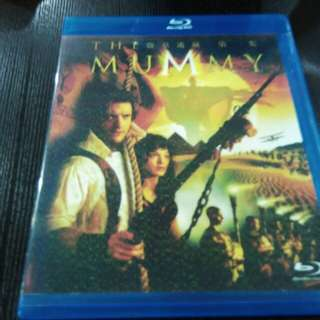 The mummy Blu Ray movie