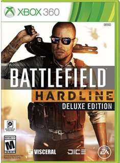 Battlefield Hardline Deluxe Edition for Xbox