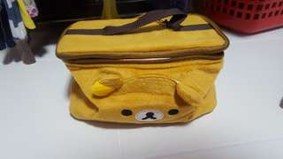 Rilakkuma lunch box bag