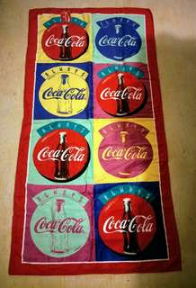 Coka Cola Towel