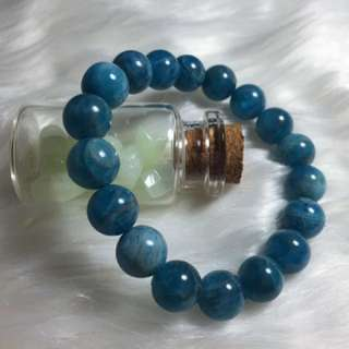 【INSTOCK】蓝磷灰Blue apatite