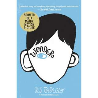 eBook - Wonder by R. J. Palacio