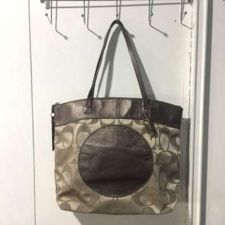 Authentic Brand New Coach Laura Tote Bag