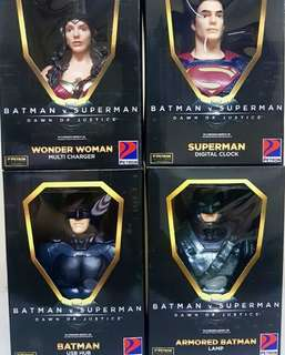 Batman vs. Superman Dawn of Justice Gadget collection