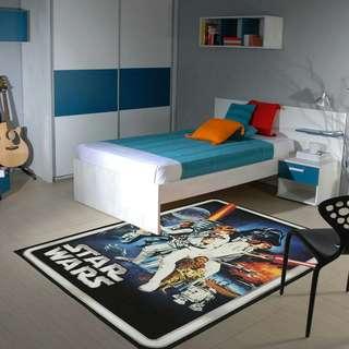 $539 Pre-order  Star Wars HD 'A New Hope' rug floor mat