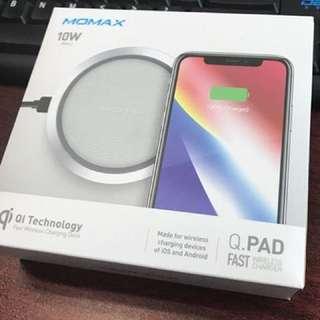 Momax - Q.Pad 無線快速充電器