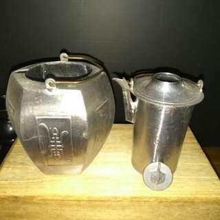 Warmer wine/tea