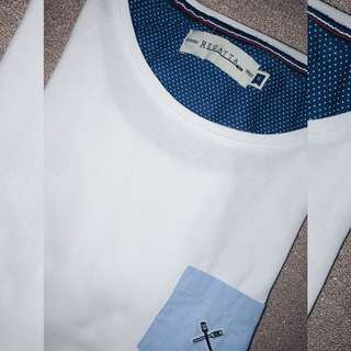 Regatta White Shirt