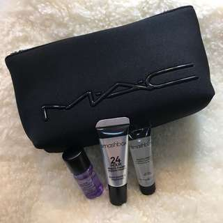 MAC and Smashbox