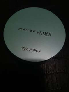 85%new Maybelline pure bb mineral cushion bb fresh matte 02
