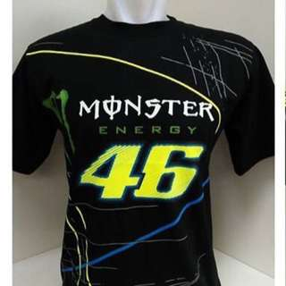 Monster VR46 t-shirt