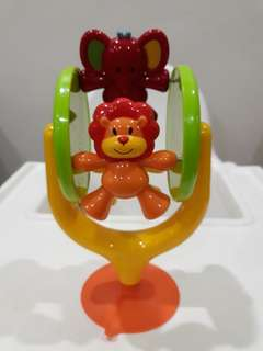 Mothercare table toy with suction