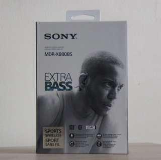 運動藍牙耳機🎧 SONY XB80BS Bluetooth Headset