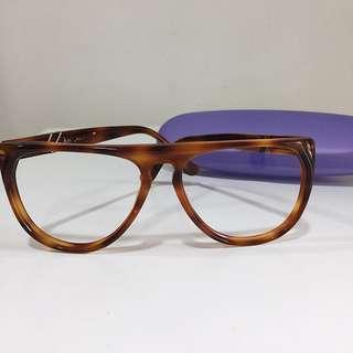 Japan tortoise texture eyeglasses