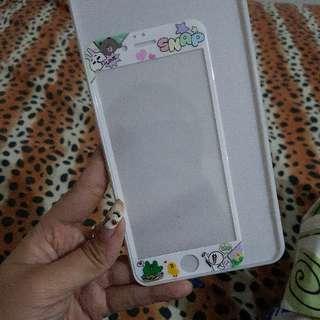 tempered glass Iphone 6 bisa untuk iphone 6s juga