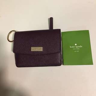 Kate Spade wallet n key holder
