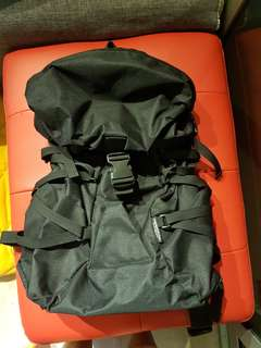 Hong Kong Local Brand Black Bag Pack