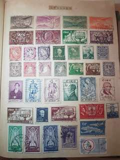 Vintage Stamps more than 50years! Pls offer your price!
