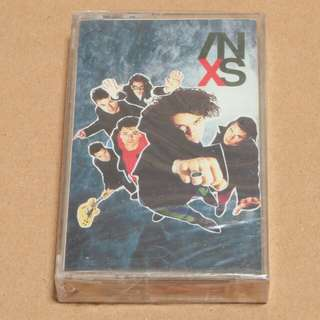 INXS - X Audio Cassette - Brand New and Sealed