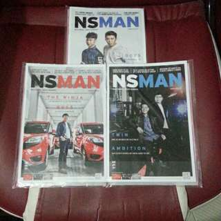 Brand New SAFRA NSMan Lifestyle Magazine Nov/Dec Jan/Feb Mar/Apr Edition