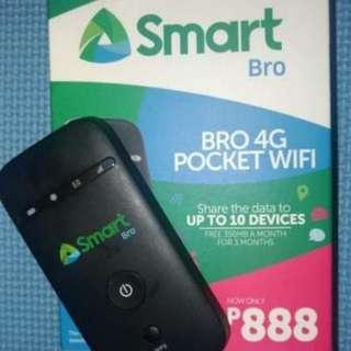 SmartBro 4G Pockwt WiFi