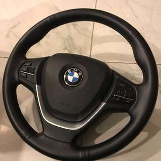 BMW 2017 Steering Wheel