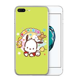 Yes Zone 獨家配件 Pochacco PC狗 SANRIO sanrio iphone X 8 plus 6S samsung NOTE5 小米 手機殻$119 L12